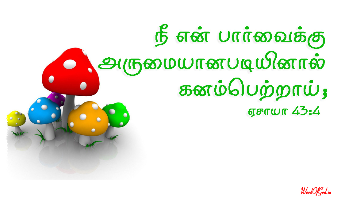 Tamil-Promise-Cards-209-Isaiah-43-4